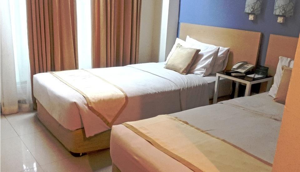 Griya Sintesa Manado - Twin Room