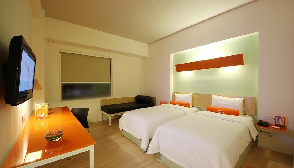 HARRIS Sentul - twin bed