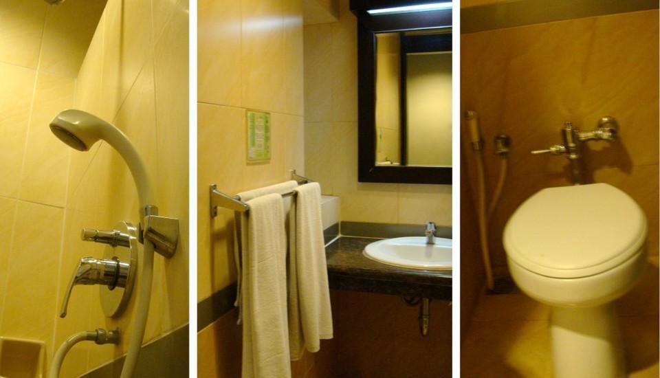 Hotel Cemerlang Bandung - Fasilitas Kamar
