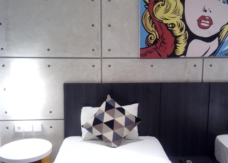 Hotel Cemerlang Bandung - Superior Room