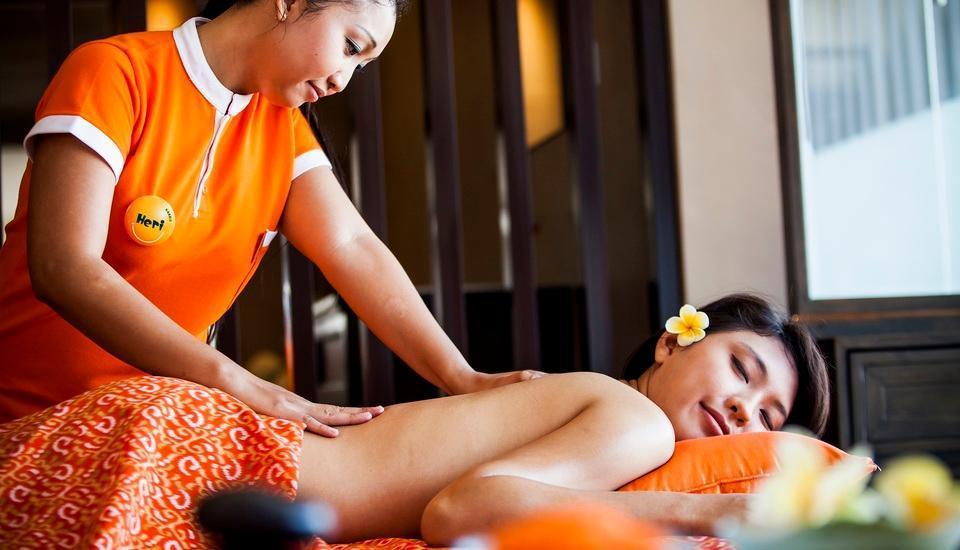 HARRIS Hotel Seminyak Bali - HARRIS Spa