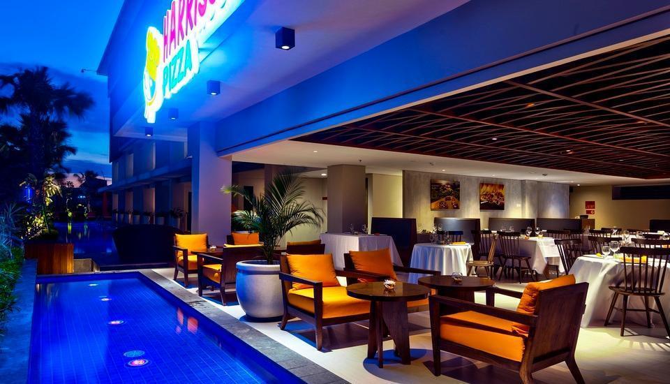 HARRIS Hotel Seminyak Bali - HARRISSIMO Restaurant