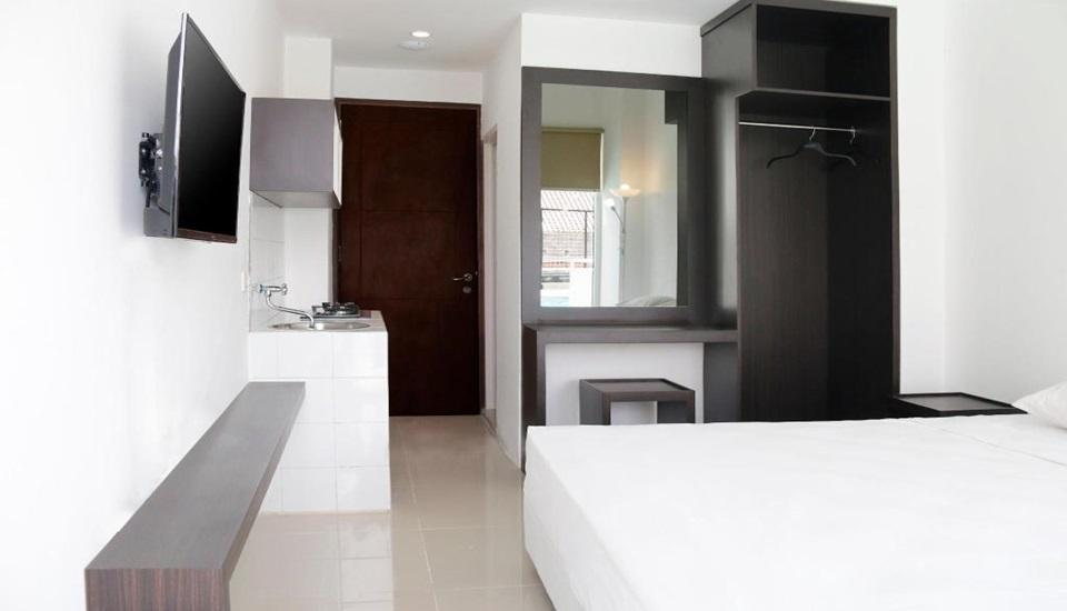 Indoluxe Rent Apartment Jogja Yogyakarta - Superior City View Room Only Regular Plan