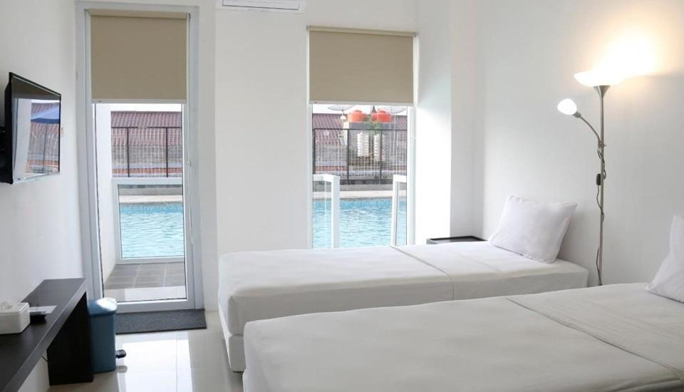 Indoluxe Rent Apartment Jogja Yogyakarta - Superior Pool Access Room Only Regular Plan