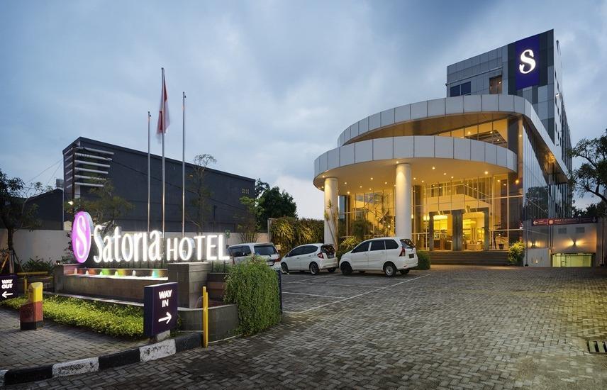 Satoria Hotel Yogyakarta Adisucipto - Exterior