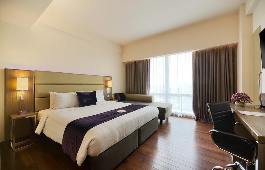 Satoria Hotel Yogyakarta Adisucipto - Superior King