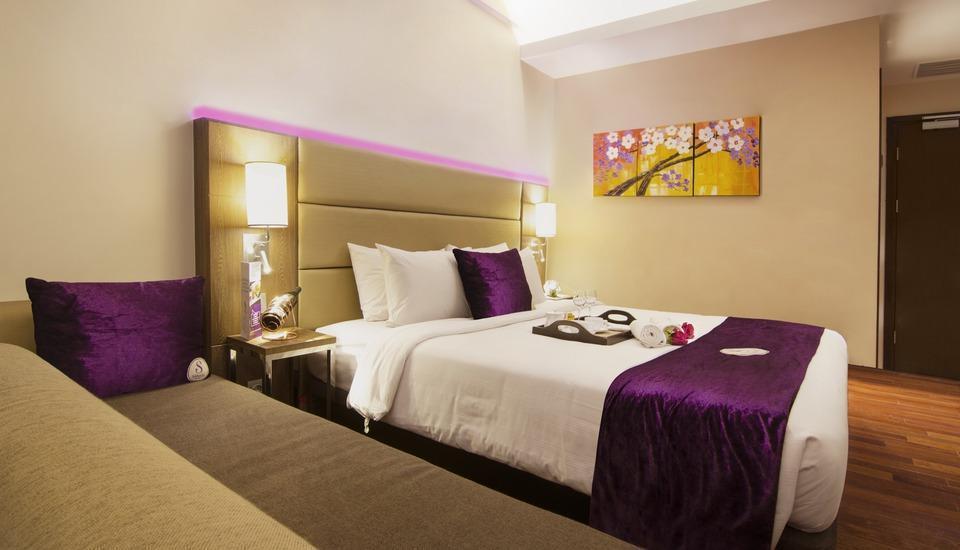 Satoria Hotel Yogyakarta Adisucipto - Superior King Room Only 3-night stay promotion