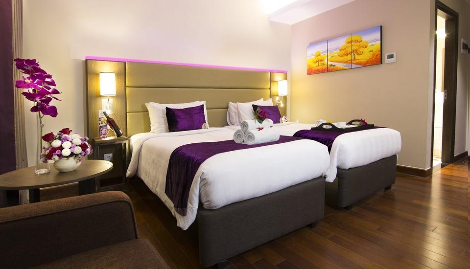 Satoria Hotel Yogyakarta Adisucipto - Superior Twin Room Only 3-night stay promotion