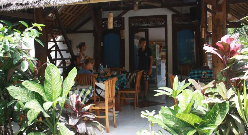 Adi Bungalow Bali - Restoran