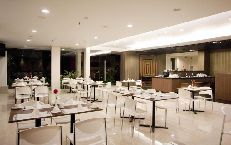 Aswin Hotel & Spa Makassar - Resto
