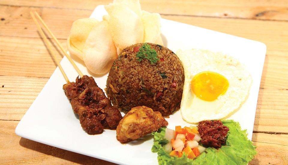 Aswin Hotel & Spa Makassar - Nasi Goreng Aswin