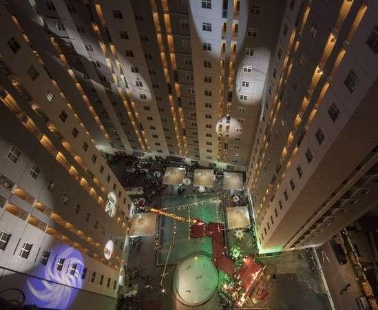 Gunawangsa Manyar Hotel Surabaya - Tampak Luar