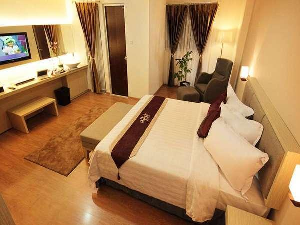 Gunawangsa Manyar Hotel Surabaya - Deluxe Family Room Only Regular Plan