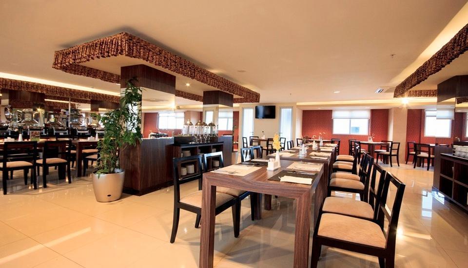Gunawangsa Manyar Hotel Surabaya - Orchid Coffee Shop