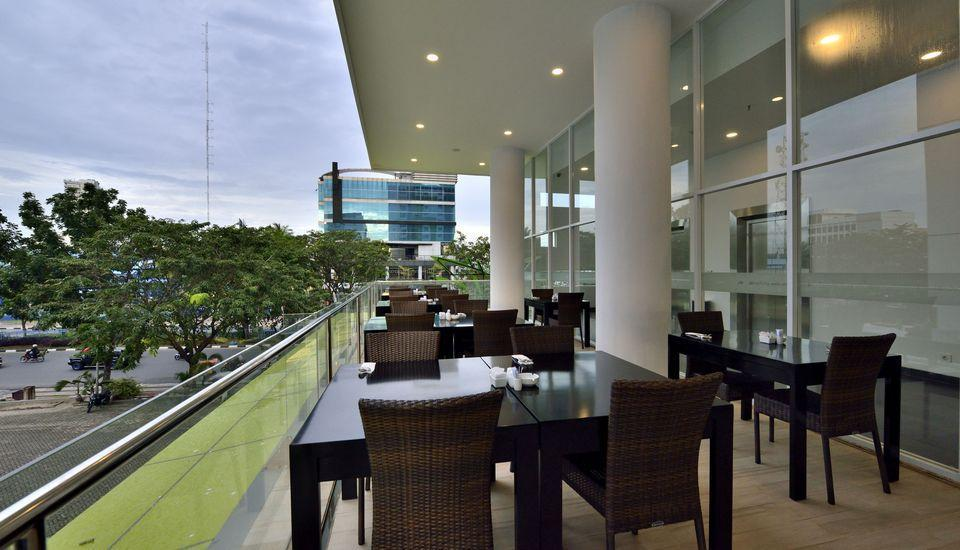 Whiz Hotel Sudirman Pekanbaru - Restoran