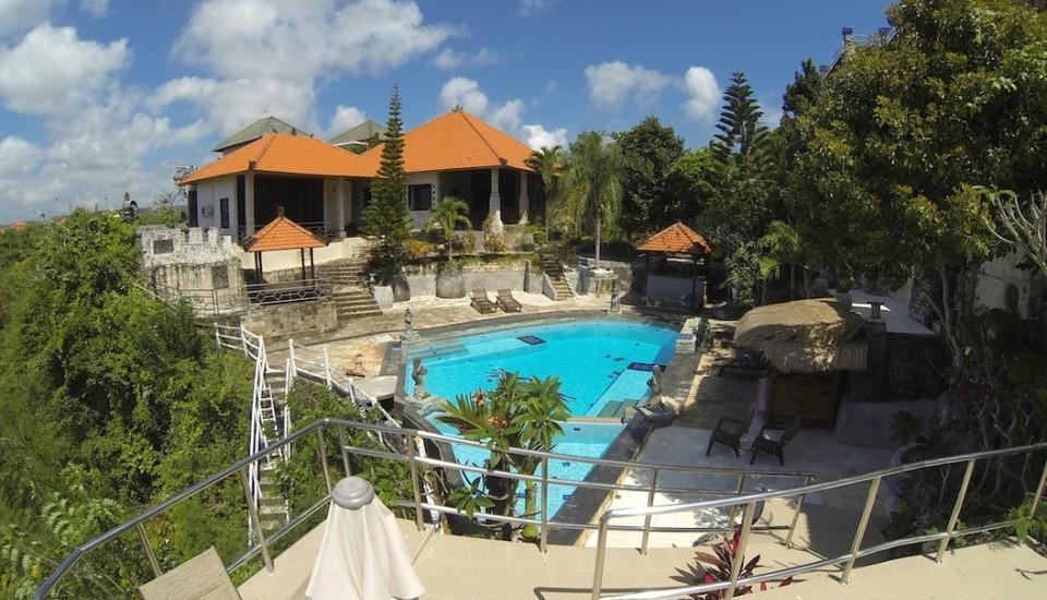 Puri Uluwatu Villas Bali - Pemandangan Sekitar
