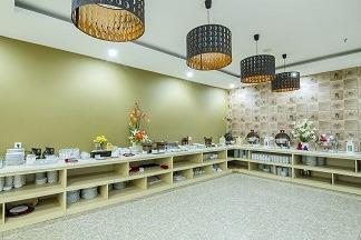 de Laxston Hotel  Yogyakarta - BUFFET