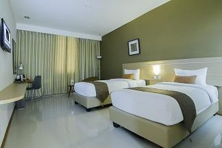 de Laxston Hotel  Yogyakarta - Deluxe King Room Regular Plan
