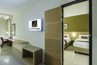 de Laxston Hotel  Yogyakarta - Deluxe King Room Regular Plan