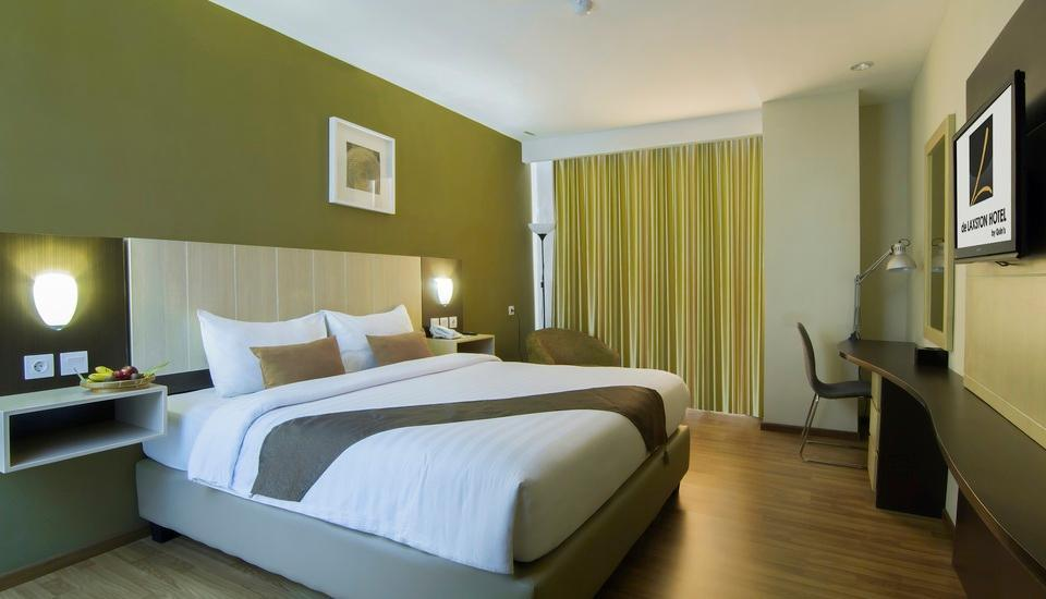 de Laxston Hotel  Yogyakarta - Executive King Size Bed