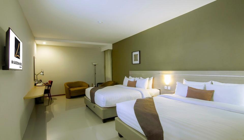 de Laxston Hotel  Yogyakarta - Suite Double King