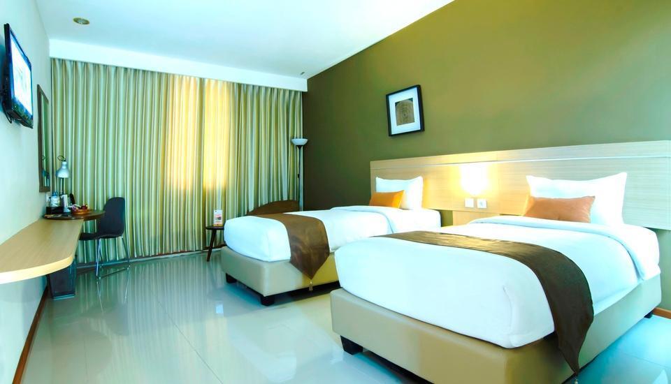 de Laxston Hotel  Yogyakarta - EKSEKUTIF TWIN