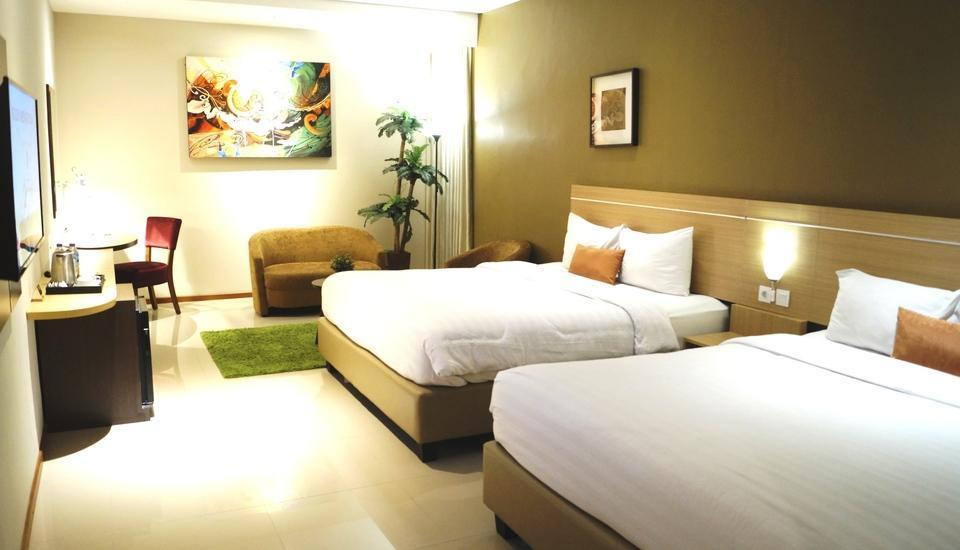 de Laxston Hotel  Yogyakarta - Family Suite Room only Regular Plan