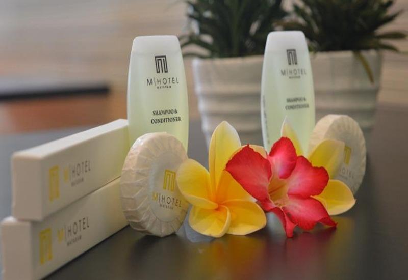 M Hotel Lombok Lombok - Perlengkapan mandi