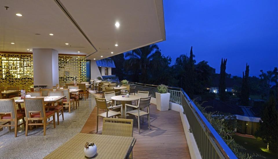 Hotel Surya Prigen Tretes - Surya Bistro