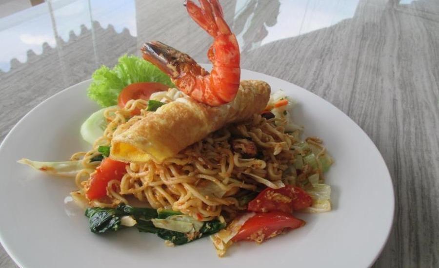 Hotel Kesambi Hijau Semarang - Makanan dan minuman