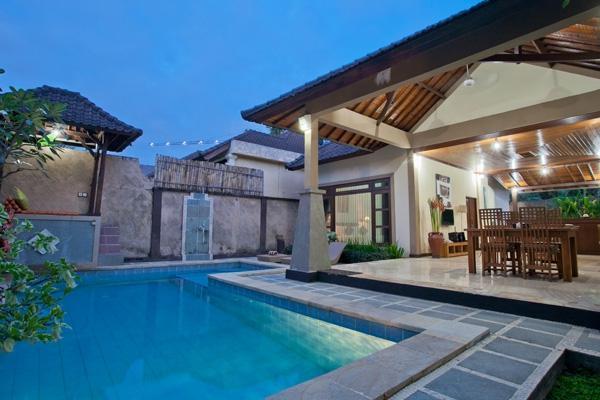 Gracia Bali Villas Bali - Kolam Renang