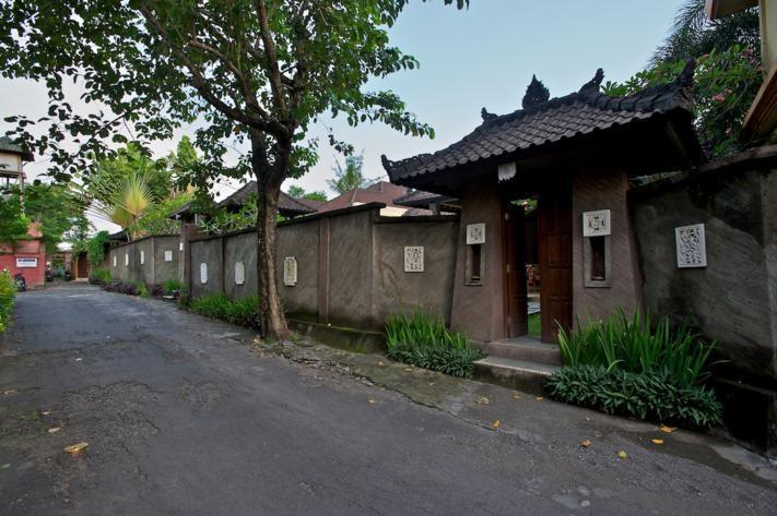 Gracia Bali Villas Bali - Tampilan Luar