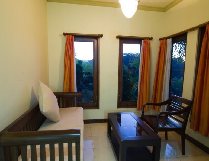 Gracia Bali Villas Bali - Ruang Tamu