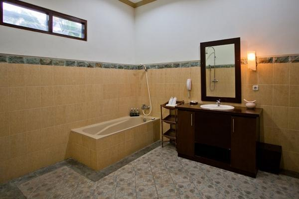 Gracia Bali Villas Bali - Kamar Mandi