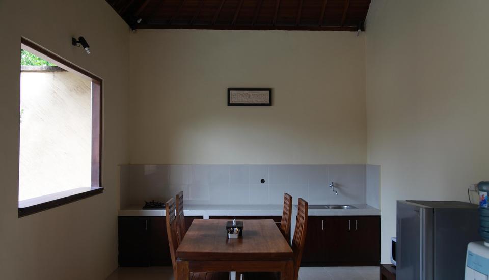 Gracia Bali Villas Bali - Ruang Dapur