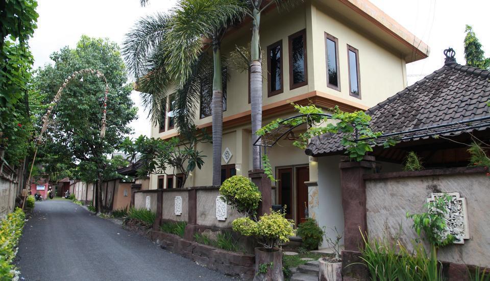 Gracia Bali Villas Bali - Apartemen dua kamar tampak samping