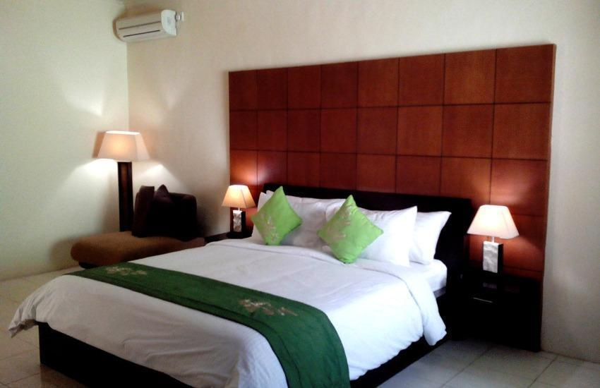 Gracia Bali Villas Bali - Kamar Tidur