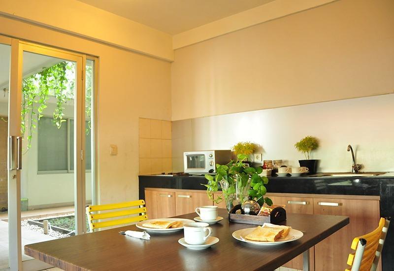 Leegreen Tondano Residence Jakarta - Sarapan