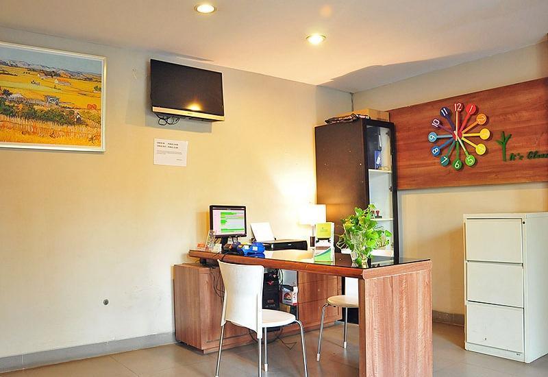 Leegreen Tondano Residence Jakarta - Lobi