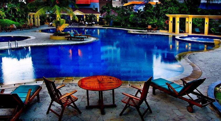Hotel Aryaduta Semanggi - Kolam Renang