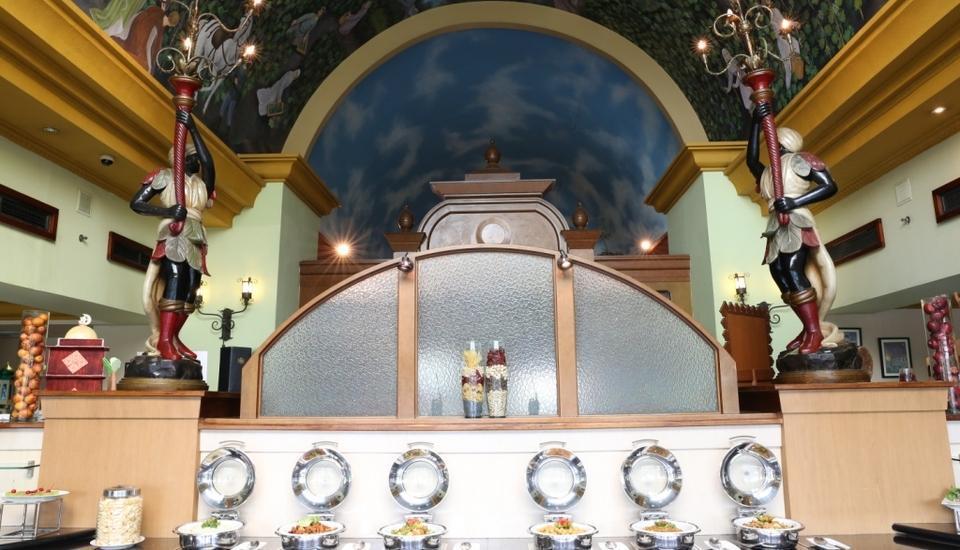 Hotel Aryaduta Semanggi - Prasmanan
