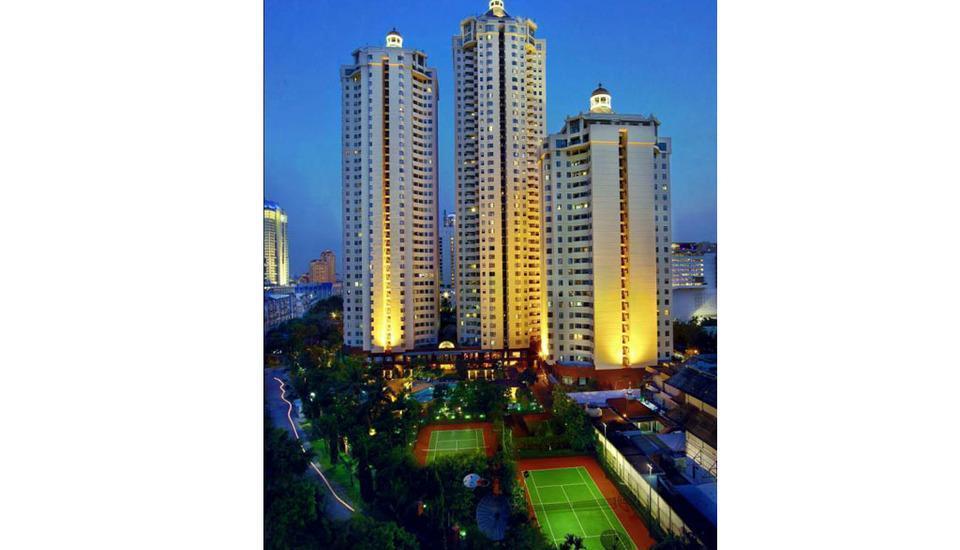 Hotel Aryaduta Semanggi - Tampilan Luar Hotel