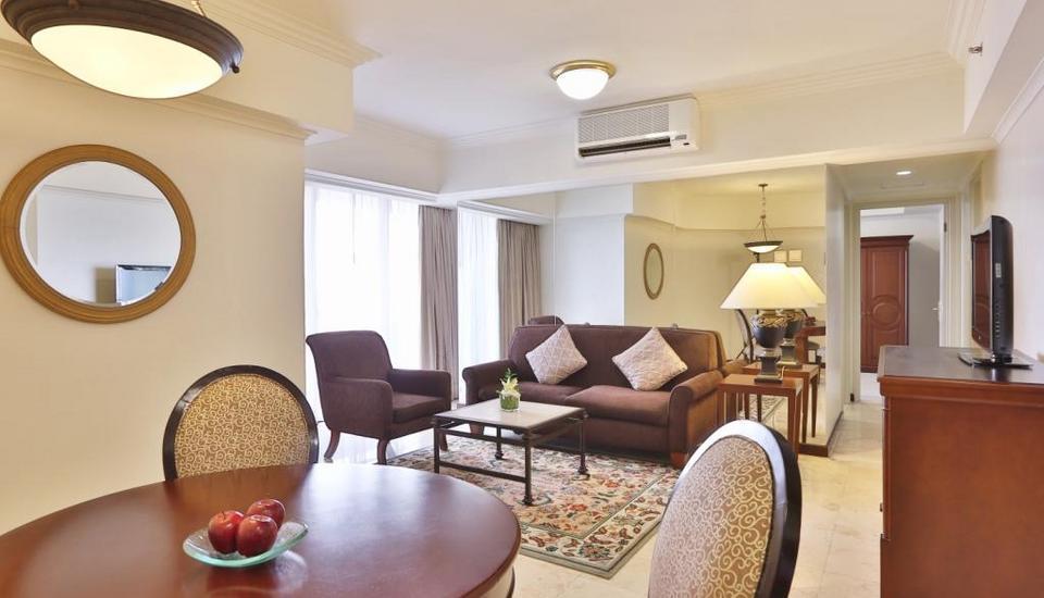 Hotel Aryaduta Semanggi - Kamar Tamu