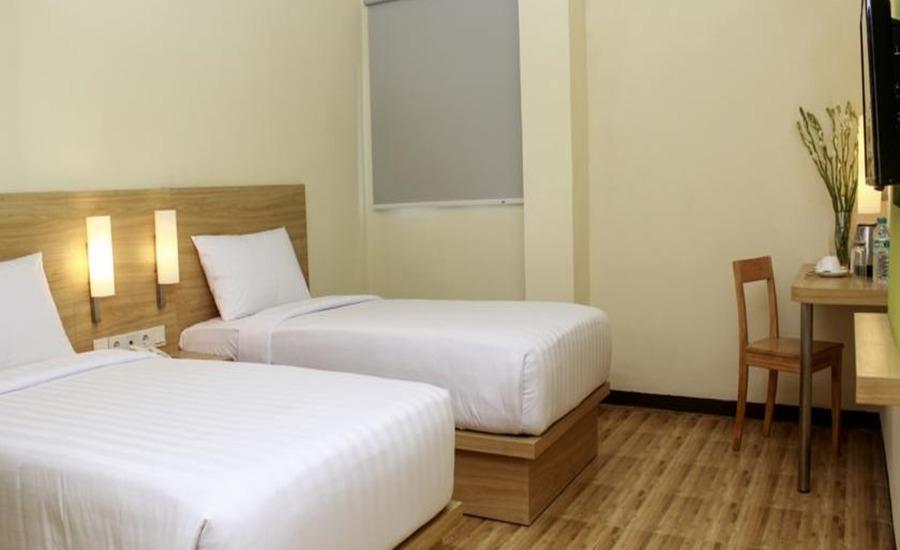 D'Inn Rungkut Juanda Surabaya - Kamar tamu