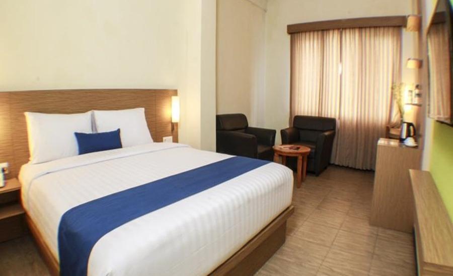 D Inn Hotel Surabaya Surabaya - Superior Hanya kamar Regular Plan
