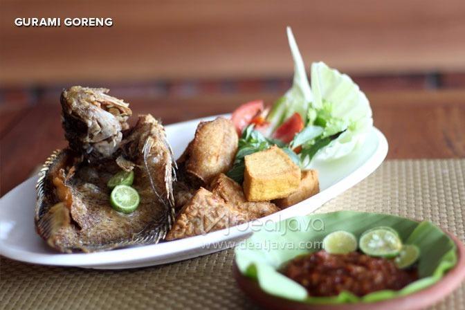 D'Inn Rungkut Juanda Surabaya - Gurame Penyet