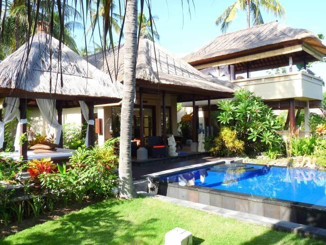Amertha Bali Villas Bali - Ocean View Family Pool Villa (20/June/2014)