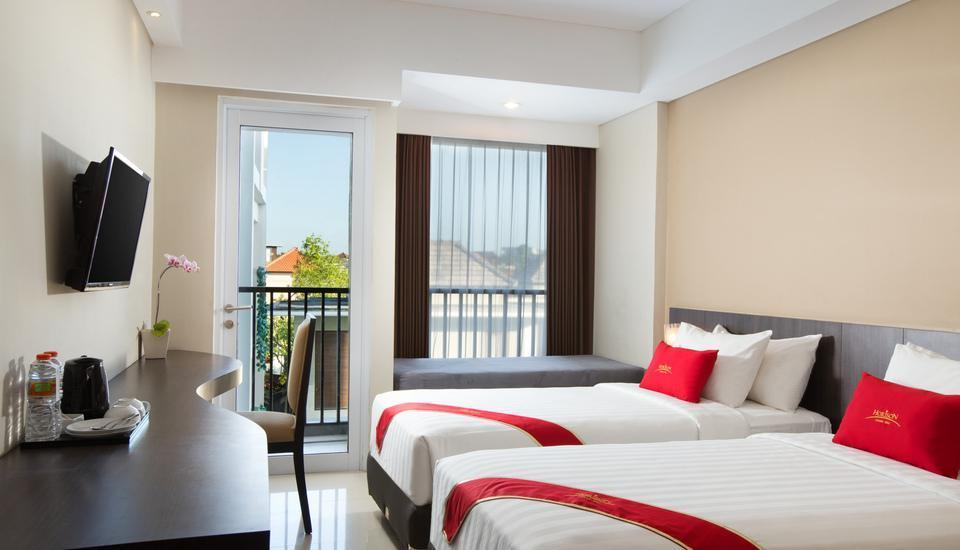 Horison Legian Bali - Deluxe Room with Breakfast and Dinner Regular Plan