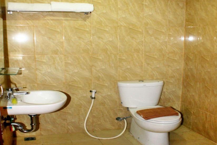 Best Skip Hotel Palembang - Kamar mandi