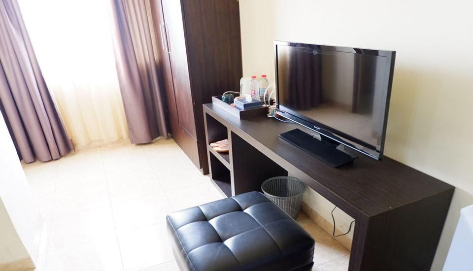 Best Skip Hotel Palembang - Room